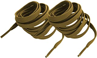 Military Boot Laces - FLAT