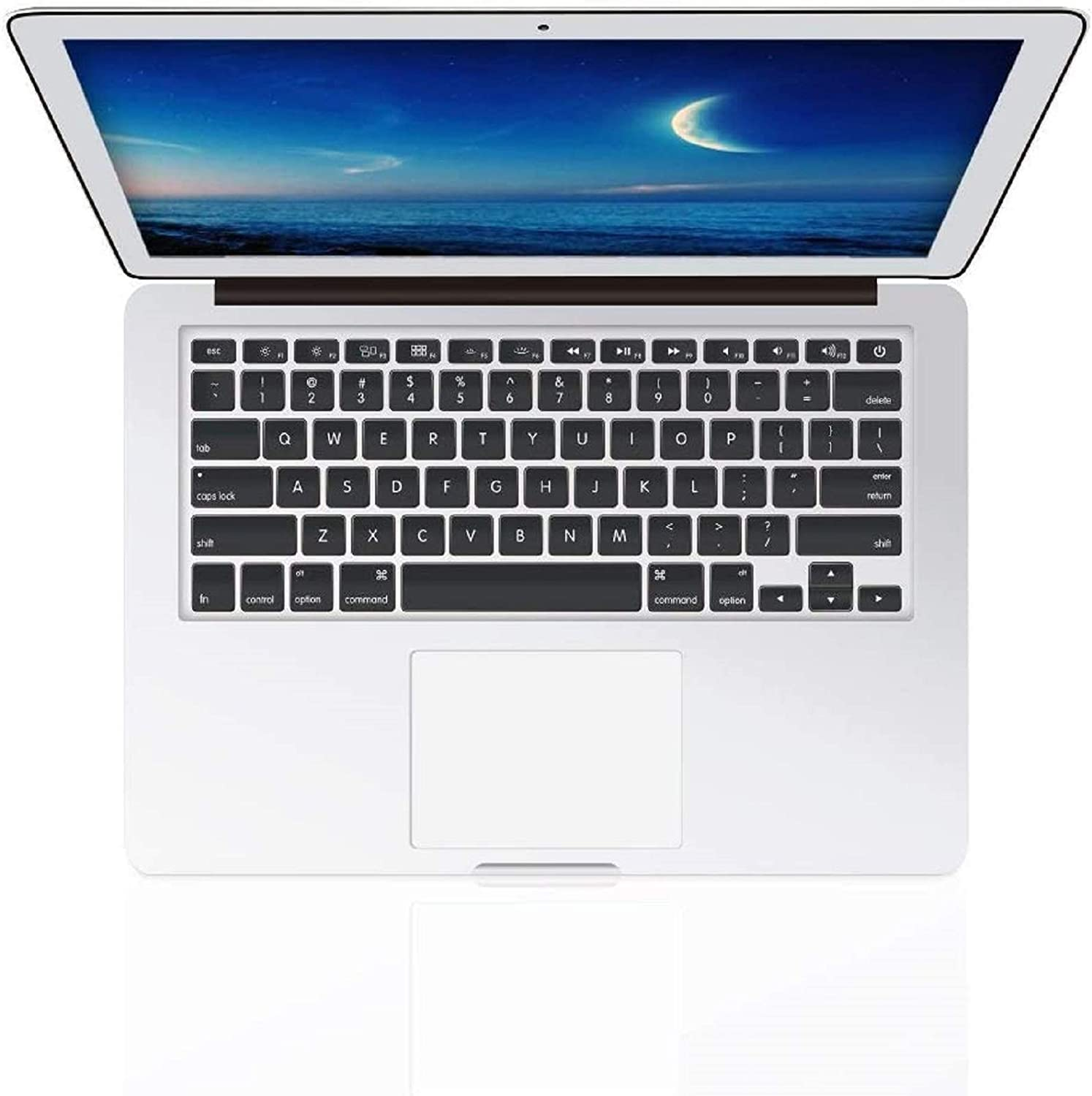 JRCMAX Premium Ultra Thin Clear Great Excellence interest Keyboard 13 MacBook Skin Air for