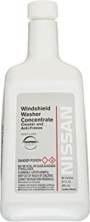 Best nissan windshield washer fluid Reviews