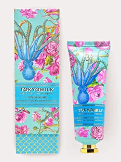 Tokyomilk Neptune & The Mermaid - 20,000 Flowers Under The Sea No. 31 Handcreme 2.7oz   White Lily, Mineral Salt, Sun Kissed Coral, Ylang Ylang, Shea Butter   20,000 Flowers Under the Sea Hand Cream