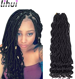 Best type of hair for goddess locs Reviews