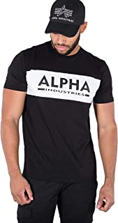 ALPHA INDUSTRIES Alpha Inlay T Camiseta para Hombre