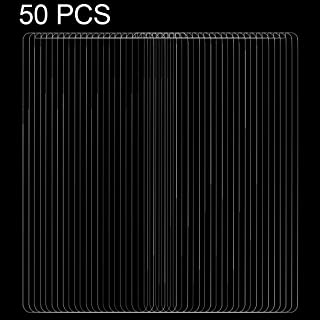 Screen Protector Foils 50 PCS for Galaxy S9+ 0.26mm 9H Surface Hardness 2.5D Curved Edge Non-Full Screen Tempered Glass Fr...