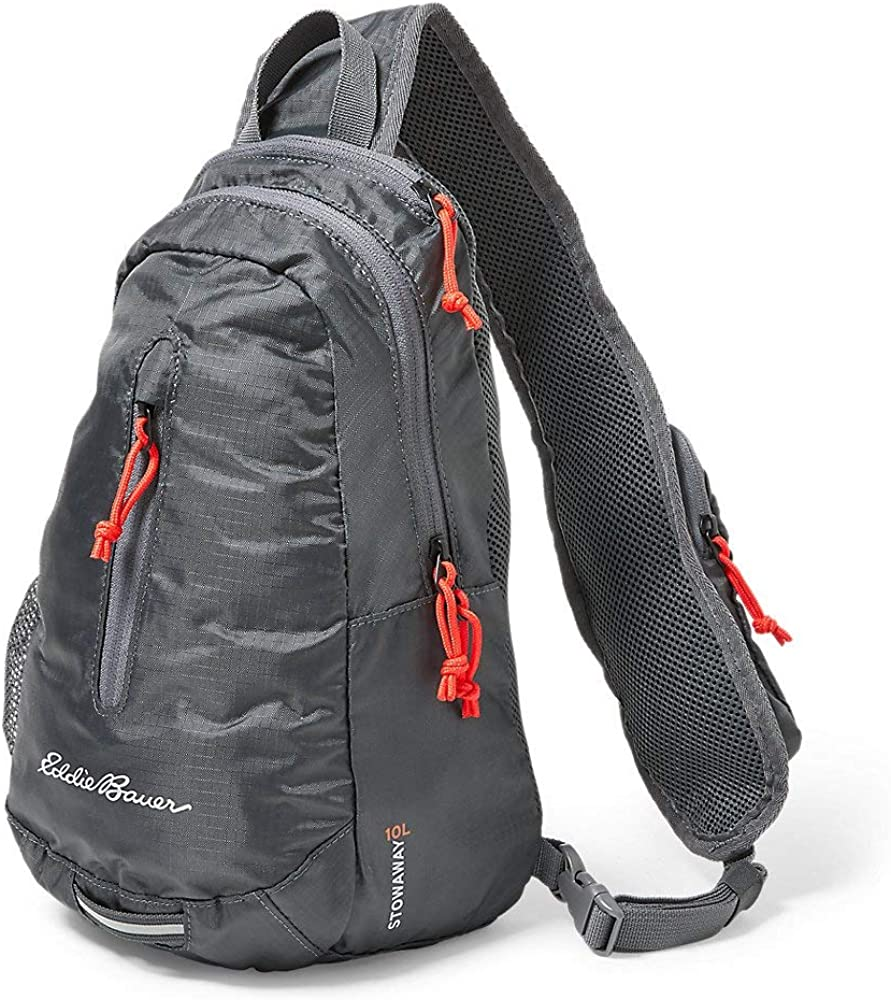 Eddie Bauer Stowaway Packable Sling 3.0