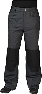 Arctix Men's Everglade Insulated Pants, XX-Large, Charcoal