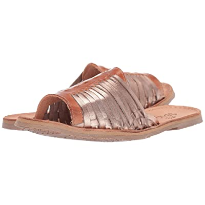 Sbicca Lawrin (Tan/Rose Gold) Women