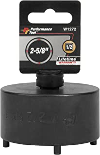 Performance Tool W1272 Toyota Lock Nut Socket Used on Toyota: Tacoma, T100 & 4 Runners Models