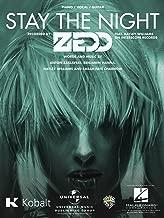 Zedd - Stay The Night - Sheet Music Single