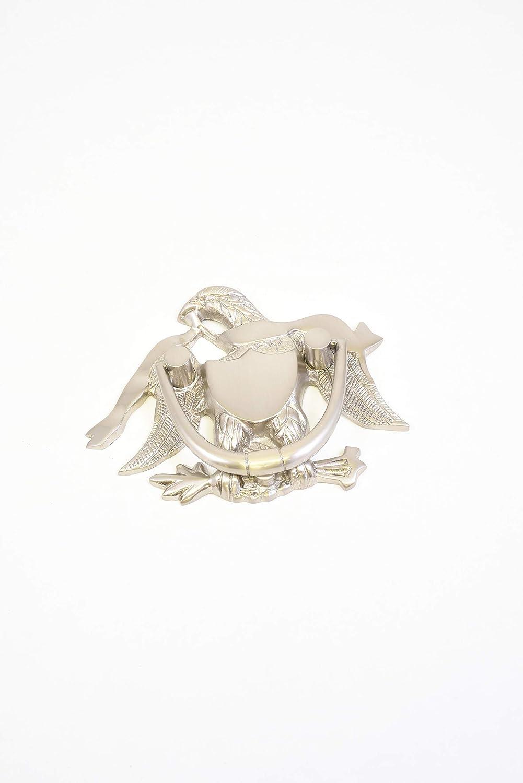 Austin Mall Brass Accents A04-K2000-619 Eagle Door Knocker 7 8