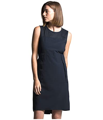 The North Face Explore City Bungee Dress (Urban Navy) Women