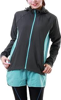 ICEPARDAL(アイスパーダル) レディース ランニング ジャケット & パンツ 上下2点セット IRN-SET