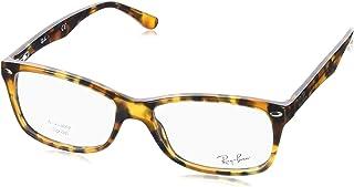 70c737a7c Óculos de Grau Ray Ban Rx5228 5712/55 Havana Marrom/cinza