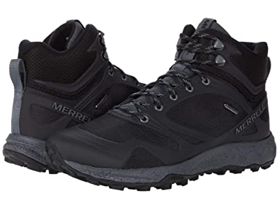 Merrell Altalight Mid Waterproof (Black/Rock) Men