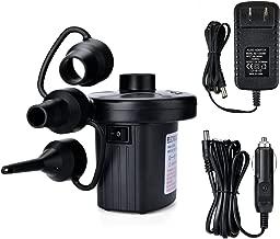 Best 12v electric air pump Reviews