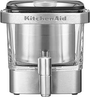 KitchenAid 凯膳怡 5KCM4212SX 冷萃咖啡壶 不锈钢 银色
