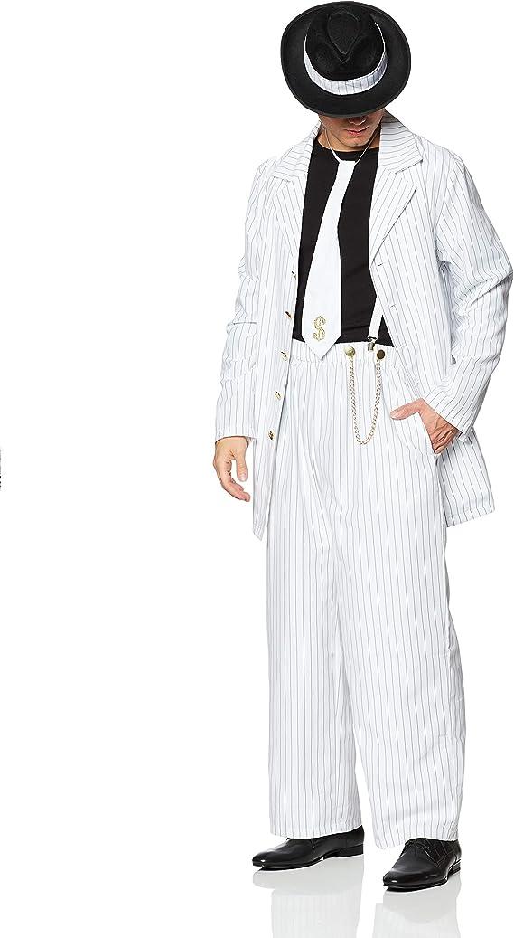 Vintage Men's Costumes – 1920s, 1930s, 1940s, 1950s, 1960s Dreamgirl Mens Zoot Suit Riot Costume  AT vintagedancer.com