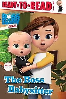 The Boss Babysitter (The Boss Baby TV)