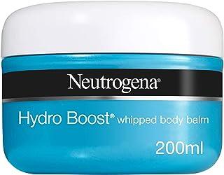 Neutrogena Whipped Body Balm, Hydro Boost, Jar, 200ml