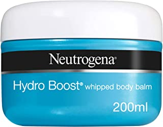 Neutrogena Cream Gel Hydro Boost Whipped Body Balm Jar 200ml