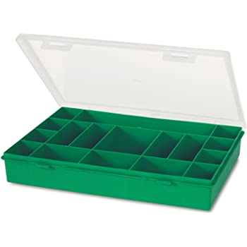 Bond Hardware 39/caj/ón azul multi Herramientas DIY Caja de almacenamiento de caj/ón organizador almacenamiento Tuercas Tornillos