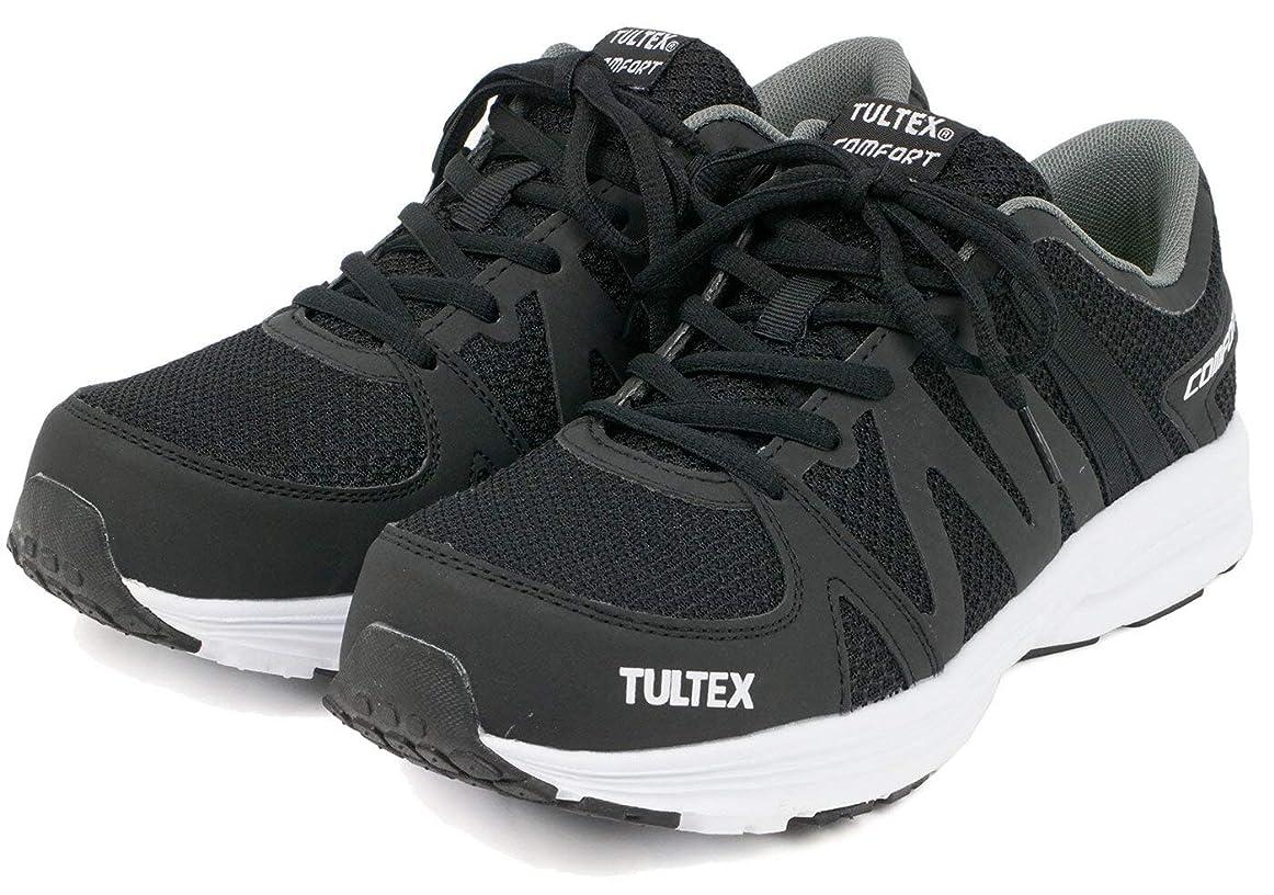 に関して俳優申し立てタルテックス TULTEX セーフティーシューズ 軽量 安全靴 スニーカー メンズ ローカット 軽作業シューズ 樹脂先芯