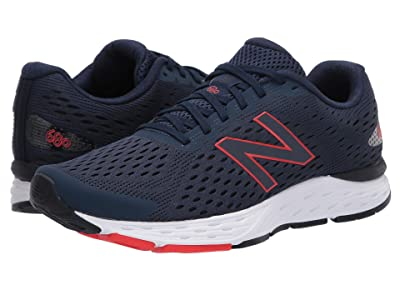 New Balance 680v6 (Natural Indigo/Eclipse) Men