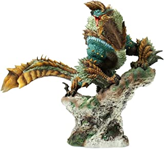 Capcom Monster Hunter: Zinogre Figure Builder Creator's Model