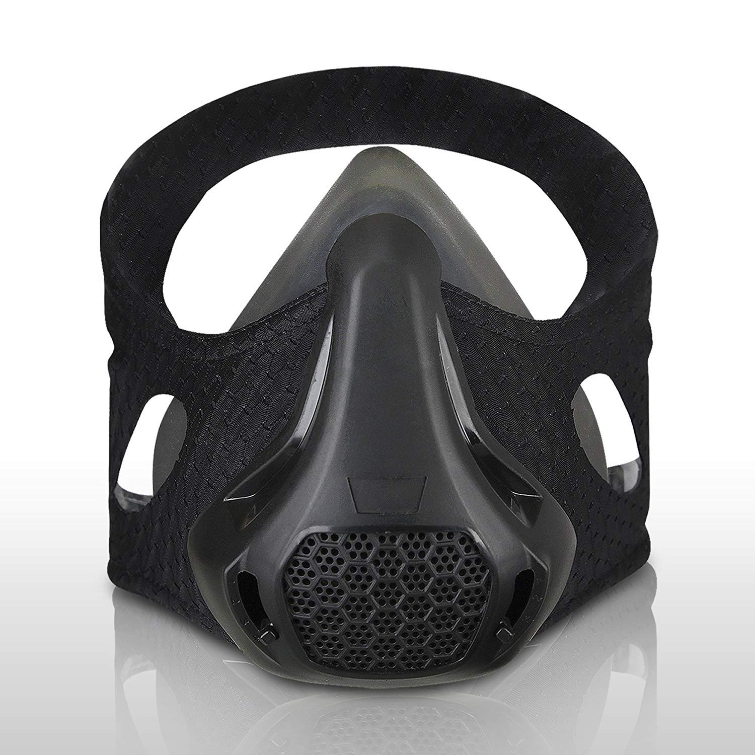 High Altitude Workout Running Mask Fitness MMA Cardio Oxygen Exercise Sport Mask
