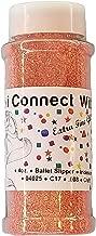 Ballet Slipper, Extra Fine Iridescent Glitter 1/128, 4oz Shaker Bottle
