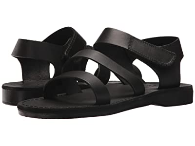 Jerusalem Sandals Jared (Black) Men