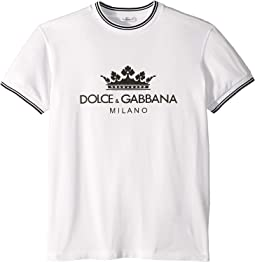 D&G Sport Graphic T-Shirt (Big Kids)