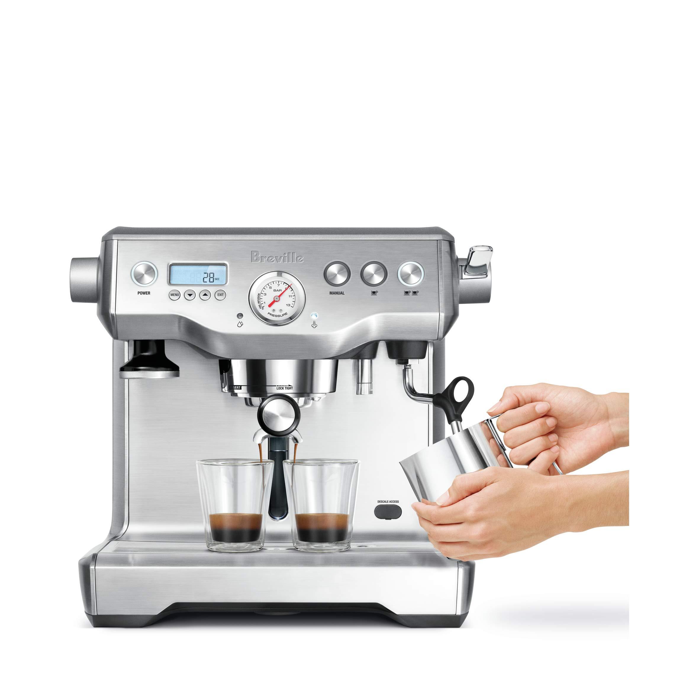 Breville BES920XL Máquina espresso - Cafetera (Máquina espresso ...