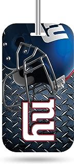 NFL Plastic Team Luggage Tag