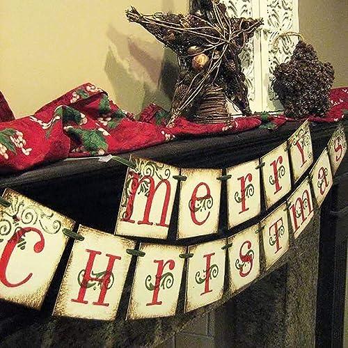 Vintage Christmas Decorations For Home Amazoncom