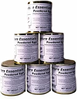 1 Half-Case/6 Cans of Future Essentials Canned Powdered Eggs