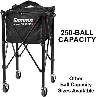 Gamma Sports EZ Travel Cart Pro Ball Hopper