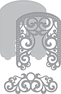 Spellbinders Shapeabilities Filigree Veil Etched/Wafer Thin Die