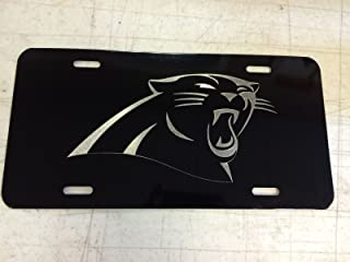 panthers license plate