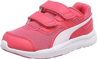 Puma Unisex Escaper Mesh V PS Pearl-Pink Sneakers-1 UK (33 EU) (2 Kids US) (19032606)