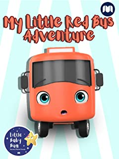 My Little Red Bus Adventures