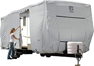 Classic Accessories OverDrive PermaPro Heavy Duty Cover for 35' to 38' Travel Trailers