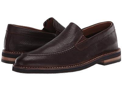 Bostonian Dezmin Step (Dark Brown Leather) Men