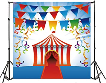 7x7FT Vinyl Photo Backdrops,Musical,Rock Jazz Lettering Background for Selfie Birthday Party Pictures Photo Booth Shoot