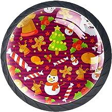 Lade handgrepen Pull voor Home Keuken Dressoir Garderobe, Kerstmis