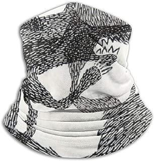 Face Mask Bandana for Men Women, Neck Warmer Cover for UV Protection