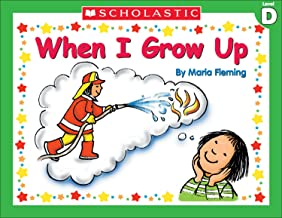 Little Leveled Readers: When I Grow Up (Level D)