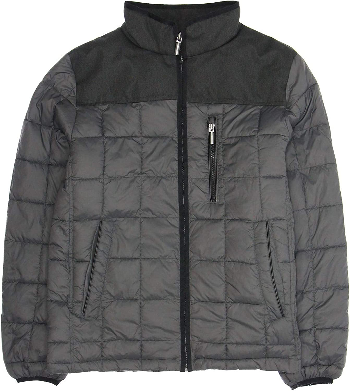 Rainforest Men's Graphite Thermolite Insulated Jacket