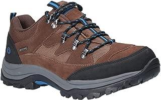 Mens Oxerton Low Waterproof Lace Up Walking Shoes