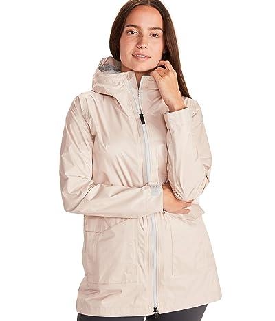 Marmot Ashbury PreCip(r) Eco Jacket (Mandarin Mist) Women