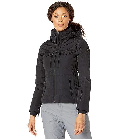 Obermeyer Devon Down Jacket (Black) Women